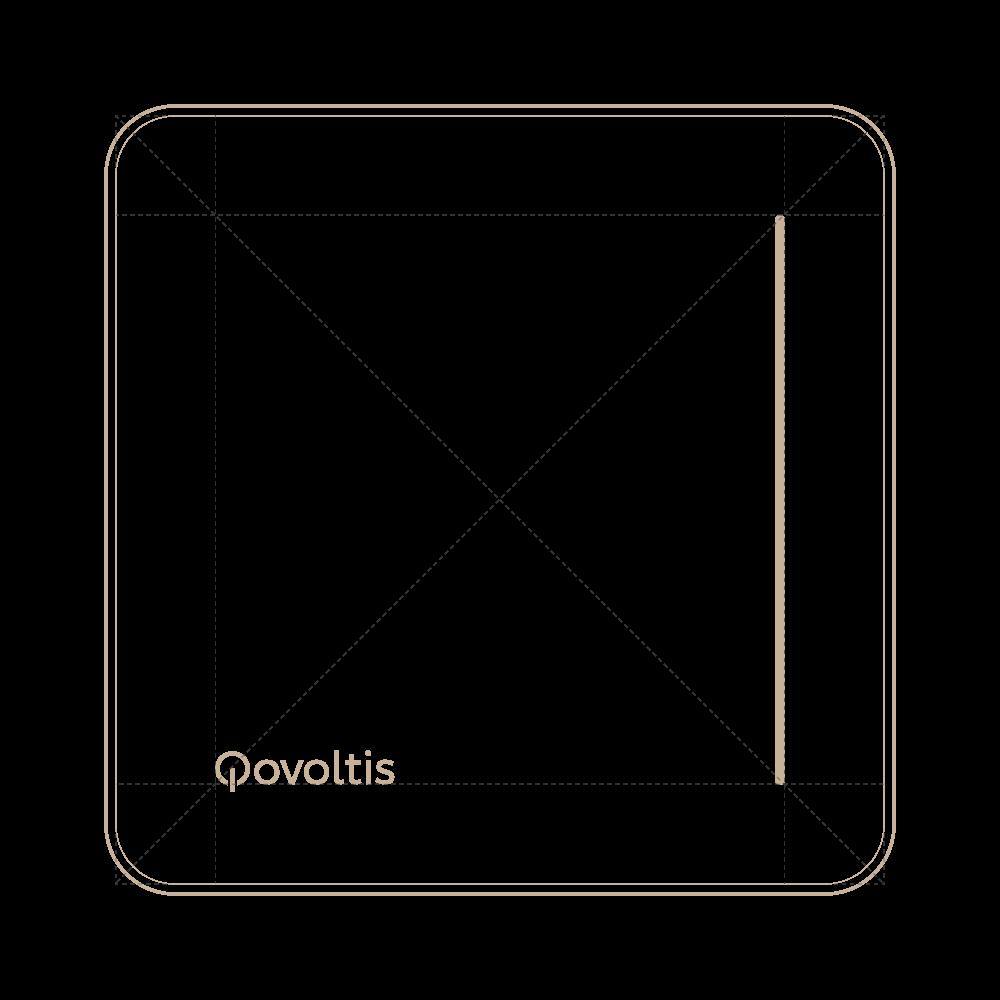 Design Qovoltis sans concession