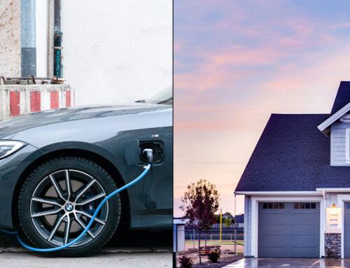 Avec le V2H, votre voiture électrique alimente votre foyer